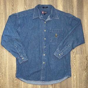 Chaps Ralph Lauren Denim Shirt